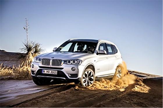Trải nghiệm đầy phấn khích cùng các dòng xe BMW X ảnh 1