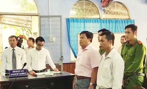 Cách chức Phó phòng Cảnh sát kinh tế Công an tỉnh Sóc Trăng ảnh 1