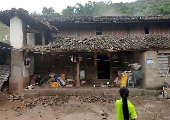 Động đất ở châu Á ảnh 1