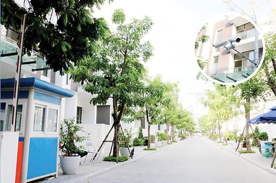 """Mãn nhãn với không gian sống xanh  tại """"khu phố nhà giàu"""" ở Hà Nội ảnh 6"""