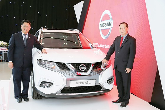 Nissan X-Trail V-series chính thức ra mắt, dành riêng cho thị trường Việt Nam ảnh 1