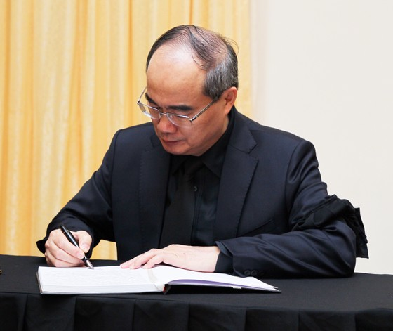 Tổ chức lễ Quốc tang đồng chí Chủ tịch nước Trần Đại Quang ảnh 19