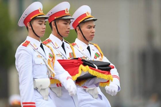Tổ chức lễ Quốc tang đồng chí Chủ tịch nước Trần Đại Quang ảnh 11