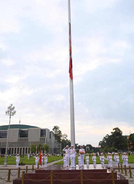 Tổ chức lễ Quốc tang đồng chí Chủ tịch nước Trần Đại Quang ảnh 13