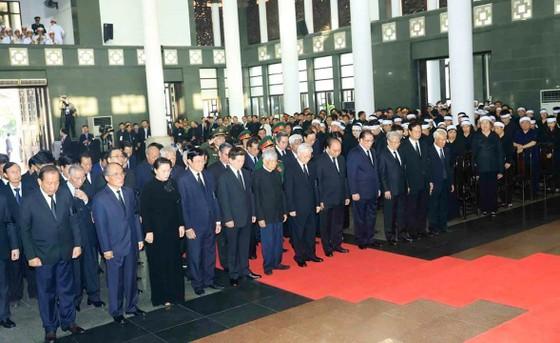 Tổ chức lễ Quốc tang đồng chí Chủ tịch nước Trần Đại Quang ảnh 4