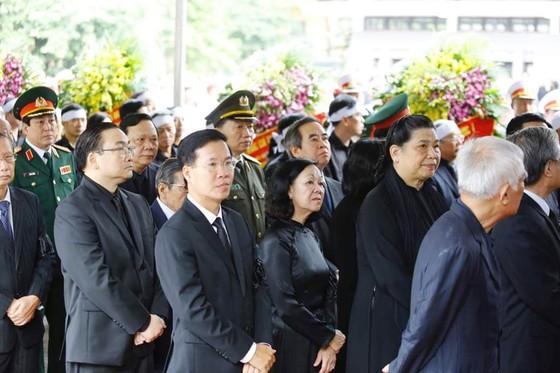 Tổ chức lễ Quốc tang đồng chí Chủ tịch nước Trần Đại Quang ảnh 6