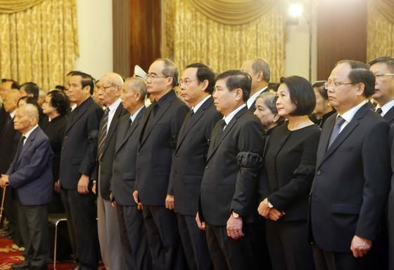 Tổ chức lễ Quốc tang đồng chí Chủ tịch nước Trần Đại Quang ảnh 18
