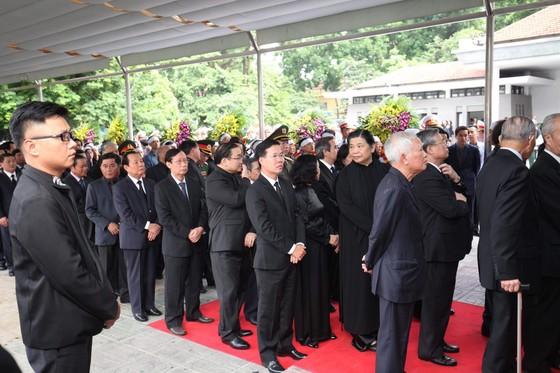Tổ chức lễ Quốc tang đồng chí Chủ tịch nước Trần Đại Quang ảnh 3