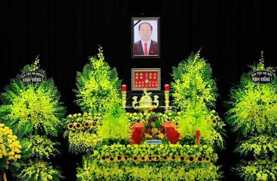 Tổ chức lễ Quốc tang đồng chí Chủ tịch nước Trần Đại Quang ảnh 1