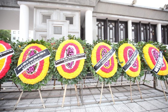 Tổ chức lễ Quốc tang đồng chí Chủ tịch nước Trần Đại Quang ảnh 8