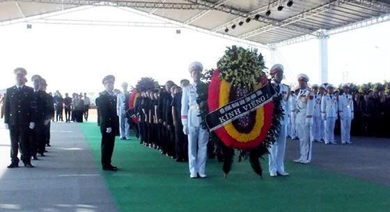 Tổ chức lễ Quốc tang đồng chí Chủ tịch nước Trần Đại Quang ảnh 23