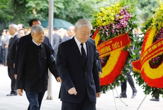 Tổ chức lễ Quốc tang đồng chí Chủ tịch nước Trần Đại Quang ảnh 2