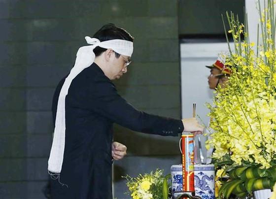 Tổ chức lễ Quốc tang đồng chí Chủ tịch nước Trần Đại Quang ảnh 12
