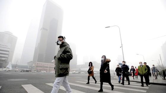 """""""Thủ phạm"""" mới gây ô nhiễm khói mù ở Bắc Kinh ảnh 1"""