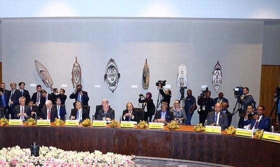 Thủ tướng Nguyễn Xuân Phúc dự Hội nghị cấp cao APEC lần thứ 26 ảnh 1