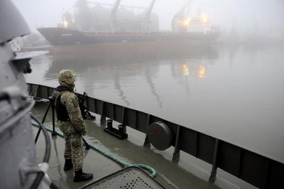 Nga bác tin phong tỏa các cảng của Ukraine trên biển Azov ảnh 1