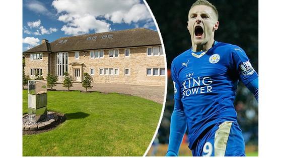 Khu nhà sang trọng của Vardy có giá 1,25 triệu bảng.