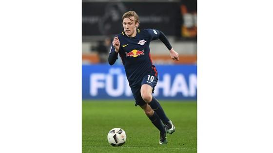 Emil Forsberg, nguồn cảm hứng sáng tạo của RB Leipzig.