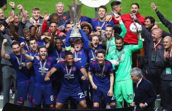 Manchester United đăng quang Europa League 2017 ảnh 8