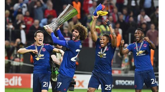 Manchester United đăng quang Europa League 2017 ảnh 4