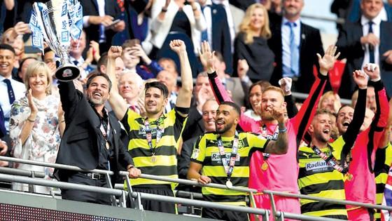 Huddersfield chính thức dự Giải Ngoại hạng Anh mùa tới