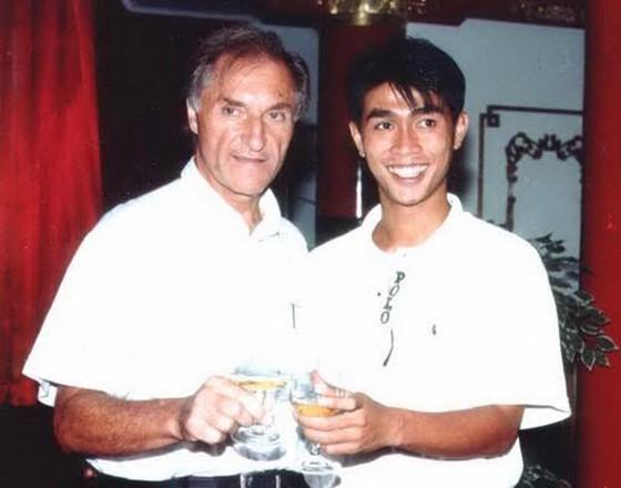 Karl-Heinz Weigang - Người ơn của bóng đá Việt Nam ảnh 2