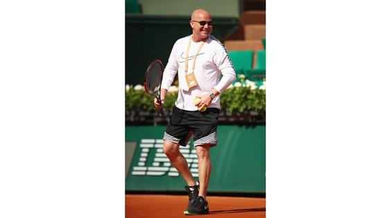 Andre Agassi sẽ tiếp tục làm HLV cho Novak Djokovic ở Wimbledon, nhưng…