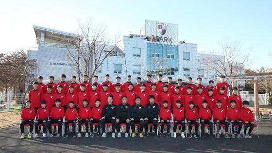 PVF khai trương cơ sở mới - tổ chức giao hữu quốc tế và bổ nhiệm giám đốc bóng đá ảnh 6