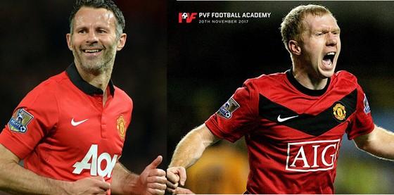 PVF khai trương cơ sở mới - tổ chức giao hữu quốc tế và bổ nhiệm giám đốc bóng đá ảnh 4