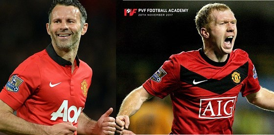 PVF khai trương cơ sở mới - tổ chức giao hữu quốc tế và bổ nhiệm giám đốc bóng đá