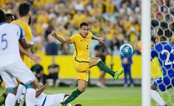 Australia đoạt vé dự VCK World Cup 2018 ảnh 1