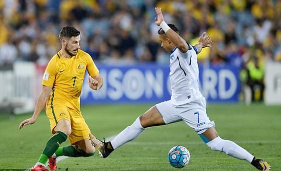 Australia đoạt vé dự VCK World Cup 2018 ảnh 2