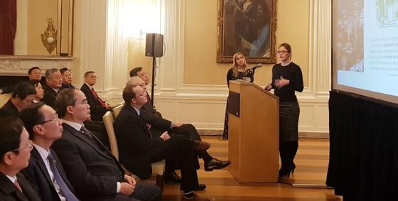 Đoàn đại biểu cấp cao TPHCM làm việc với Viện Công nghệ MIT và ĐH Harvard Kennedy ảnh 2
