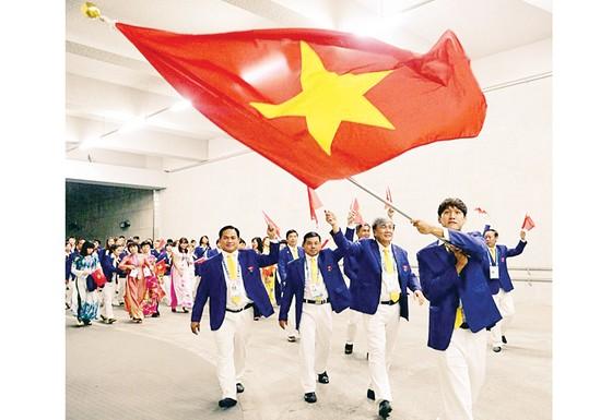 Thể thao Việt Nam khát khao lập nên kỳ tích ở ASIAD sắp tới. Ảnh: DŨNG PHƯƠNG