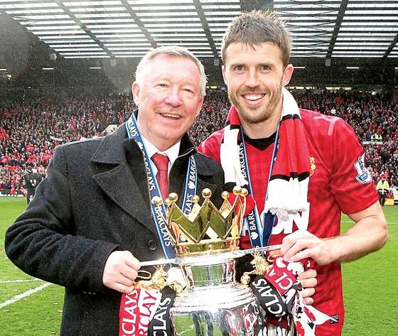 Vòng cuối sẽ là lúc Man.United nhớ đến Sir Alex và đội trưởng Carrick