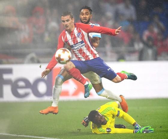Atletico Madrid xứng đáng lên ngôi vô địch Europa League 2018 ảnh 1