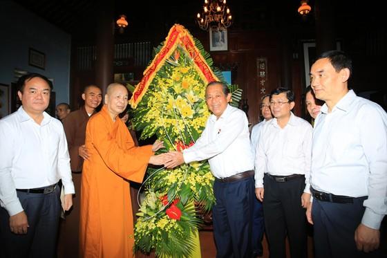 Chúc mừng Đại lễ Phật đản tại Huế ảnh 1