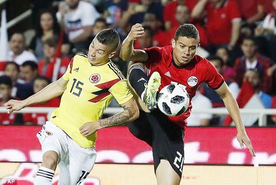 Kết quả giao hữu: Pháp hạ Italia, Ai Cập hòa Colombia ảnh 1