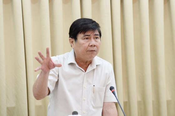 Chủ tịch Nguyễn Thành Phong: Hỗ trợ doanh nghiệp nâng cao năng lực cạnh tranh, thương hiệu ảnh 1