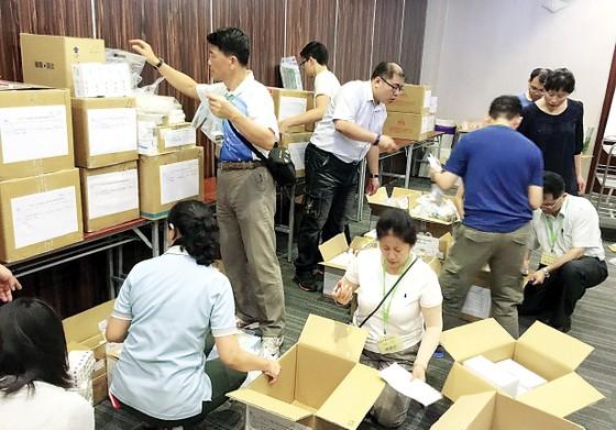 Vedan Việt Nam gấp rút chuẩn bị cho hoạt động khám chữa bệnh từ thiện thường niên năm 2018 ảnh 3