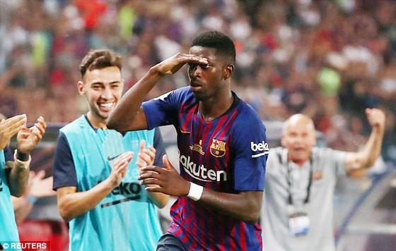 Barcelona nhọc nhằn giành Siêu cúp Tây Ban Nha 2018 ảnh 2