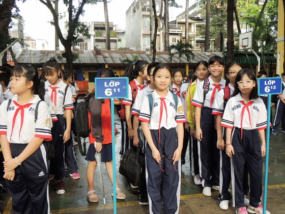 Eager to start school photo 1