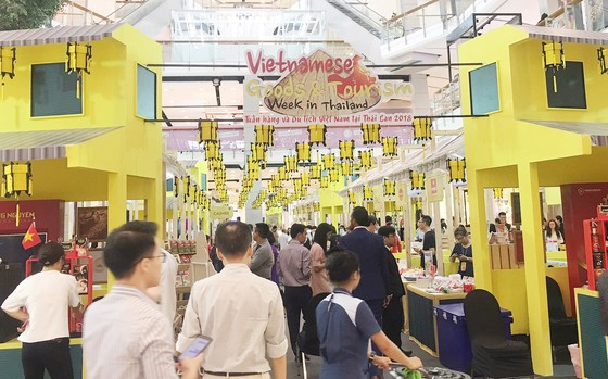 Khai mạc Tuần hàng và du lịch Việt Nam tại Thái Lan 2018 ảnh 1
