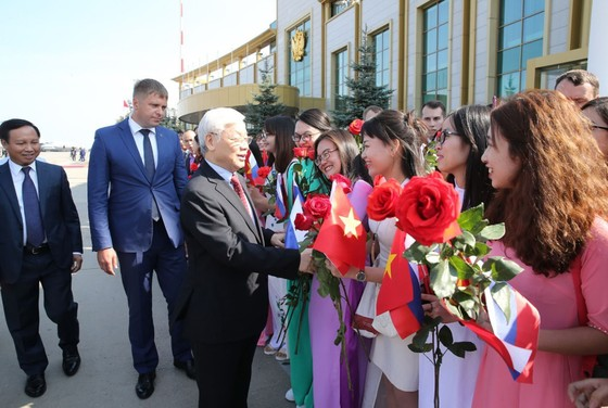 Làm sâu sắc hơn quan hệ Việt Nam - Liên bang Nga ảnh 1