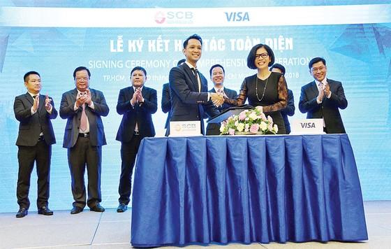 SCB thắt chặt mối quan hệ hợp tác với các đối tác quốc tế ảnh 2