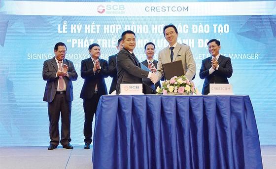 SCB thắt chặt mối quan hệ hợp tác với các đối tác quốc tế ảnh 1