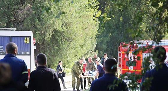Vụ nổ tại Crimea khiến ít nhất 10 người thiệt mạng, 50 người bị thương ảnh 1