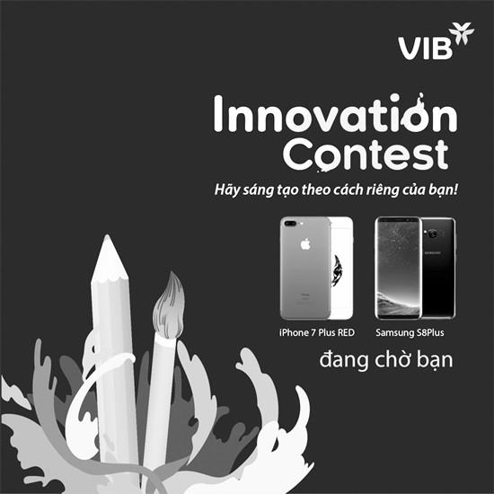 VIB tổ chức cuộc thi dành cho cá nhân đam mê sáng tạo