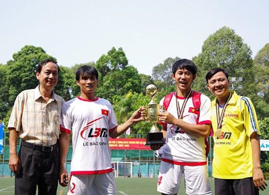 Lê Bảo Minh FC: 10 năm một chặng đường ảnh 1