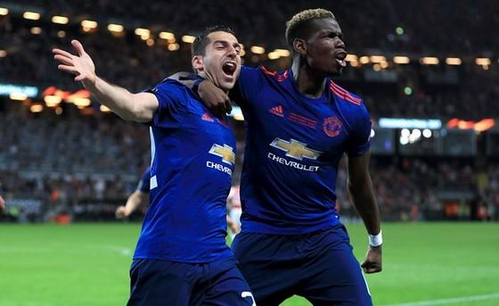 Manchester United đăng quang Europa League 2017 ảnh 1
